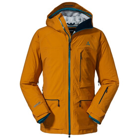 Schöffel La Grave 3L Jacket Men, golden oak